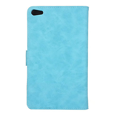 Kılıf Na Huawei Pełne etui Przypadki tablet Jendolity kolor Twarde Skóra PU na
