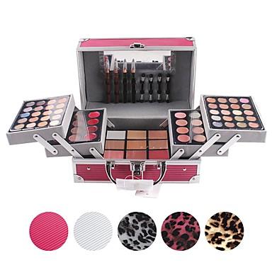cabc87b595a3b Corrector Sombras de Ojos Lápices de Ojos Navidad Maquillaje Mate Brillo  Profesional   De Un Color