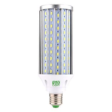 YWXLIGHT® 1pc 60W 5900-6000lm E26 / E27 נורות תירס לד T 160 LED חרוזים SMD 5730 דקורטיבי אור LED לבן קר 85-265V