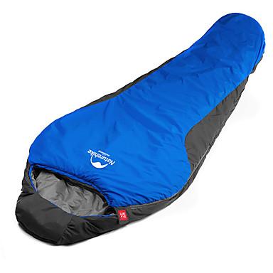 حقيبة النوم في الهواء الطلق فردي 5 °C حقيبة الأم بوليستر المحمول الدفء إلى عن على تخييم الخارج التخييم والتنزه نشاطات خارجية