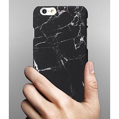 Capinha Para Apple iPhone X iPhone 8 iPhone 6 iPhone 6 Plus Other Capa traseira Mármore Rígida PC para iPhone X iPhone 8 Plus iPhone 8