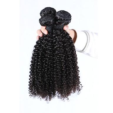 שיער ברזיאלי Kinky Curly שיער אנושי טווה שיער אדם שוזרת שיער אנושי תוספות שיער אדם בגדי ריקוד נשים