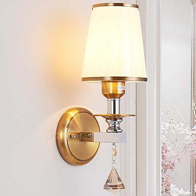 מגן עין פשוט סלון מתכת אור קיר 220V 40 W / E27