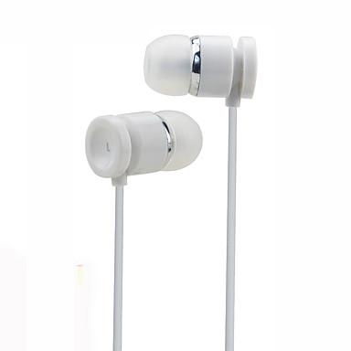 PHB P11 באוזן חוטי אוזניות דִינָמִי פלסטי אודיו Pro אֹזְנִיָה עם מיקרופון / עם בקרת עוצמת הקול אוזניות
