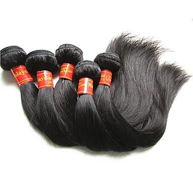 שיער בתולי ישר 500 g 12 חודשים יומי