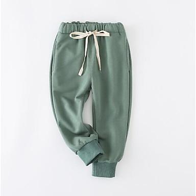 מכנסיים אחיד רגיל יוניסקס פעוטות