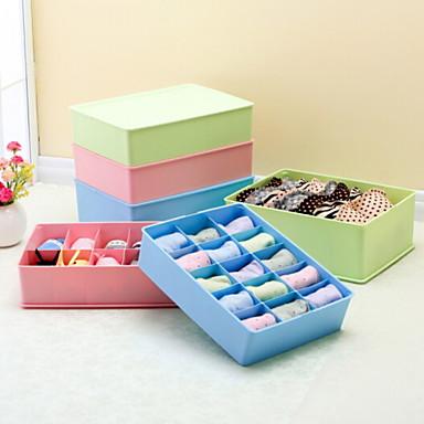 עמ' מלבן רב שימושי בית אִרגוּן, 3 חלקים קופסאות אחסון