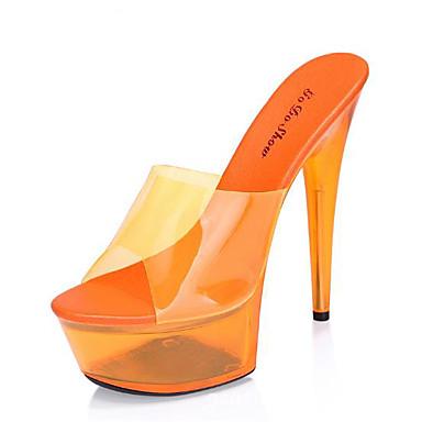 Aiguille Orange de rond Basique gel Fuchsia Eté Bout silice Femme Le Vert Chaussures 06487197 Talon Sandales Escarpin fBwqWOv