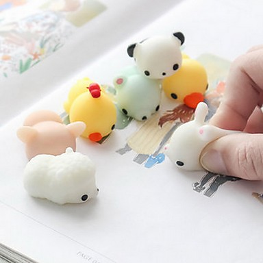 LT.Squishies צעצוע מעיכה חתול / חיה חיה Office צעצועים במשרד / הפגת מתחים וחרדה / צעצועים לחץ לחץ דם יוניסקס מתנות