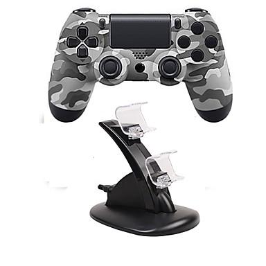 בקר משחק עבור PS4 ,  ידית משחק בקר משחק ABS 1 pcs יחידה