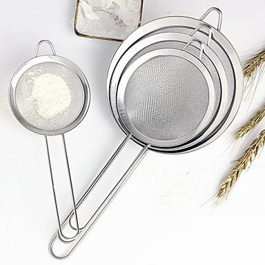 כלי Bakeware פלדת אל חלד + ABS דרגה A Multi-function / Creative מטבח גאדג'ט Cake 1pc