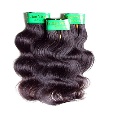 שיער אנושי Body Wave 150 g שישה חודשים יומי