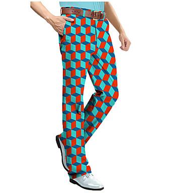 בגדי ריקוד גברים גולף מכנסיים עמיד / ייבוש מהיר / לביש גולף / פעילות חוץ ספורט וחוץ