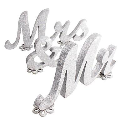 חתונה / אירוע מיוחד עץ אקרילי קישוטי חתונה נושא קלאסי כל העונות