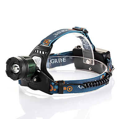 700 lm פנסי ראש LED 3 מצב - ANOWL LS2288 - נייד / מקצועי