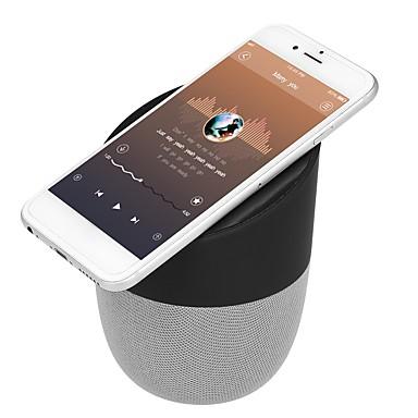 A1 רמקול בלוטוס Bluetooth 4.2 מיקרו USB רמקול מדף ספרים לבן שחור