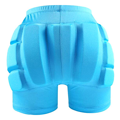 מכנסי אימפקט קצרים מכנסי לחץ מרופדים קצרים ל סקי החלקה על קרח בגדי ריקוד ילדים מבוגרים מגן אימון