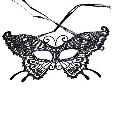 voordelige Maskers voor de feestdagen-Halloweenmaskers Gevlochten Vezel Artistiek / Retro Klassiek Elegant & Luxe Tuin Thema Klassiek Thema Vakantie Sprookjes Thema Romantiek Volwassenen Jongens Meisjes