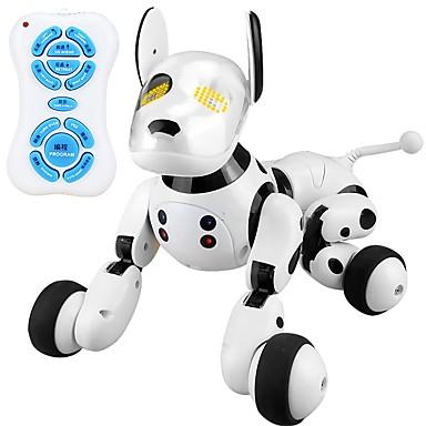 2.4G Wireless Remote Control Smart Dog Animaux Electroniques Chiens Animal En chantant Danse Marche Plastique ABS de grade A Garçon Fille Jouet Cadeau