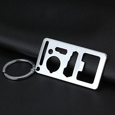 חברים מצדדים במחזיק מפתחות סגסוגת אבץ מזכרות מחזיקי מפתחות פותחן - 1