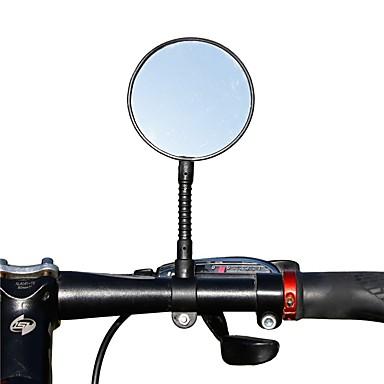 מרכב אופניים / מראה אחורית יציבות, חומרים קלים רכיבה על אופניים / אופנייים / אופני הרים פלסטיק שחור