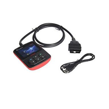povoljno OBD-lansirati creader vi obd2 zaslon u boji dijagnostički kod čitač vozila dijagnostički skeneri