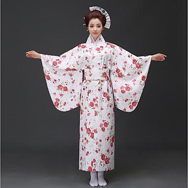 Vestido kimono mujer