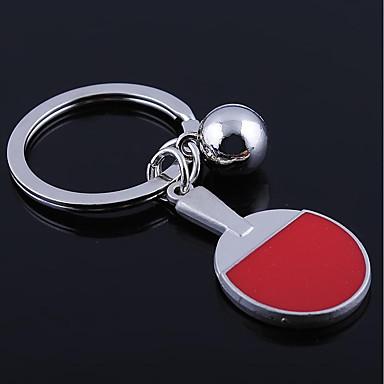 ספורט מצדדים במחזיק מפתחות סגסוגת אבץ מזכרות מחזיקי מפתחות - 1