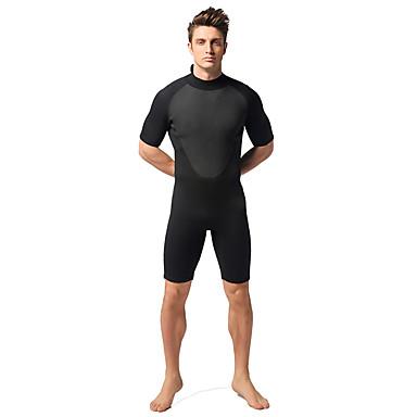 MYLEDI Herrn Neopren-Shorty 3mm / Dick Neopren Tauchanzüge warm halten Kurzarm - Tauchen / Schwimmen Frühling / Sommer / Herbst