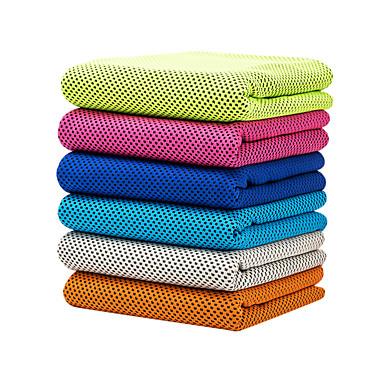 Kølehåndklæde Lugtfri Øko Venlig Blød Multi-purpose Åndbart Ikke Giftig Microfiber cm Yoga Træningscenter Rejse Grøn Blå Lys pink Marine