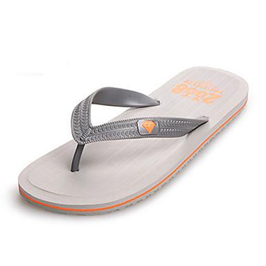 Pantofle męskie Pantofle Zwyczajny Plastic Jeden kolor