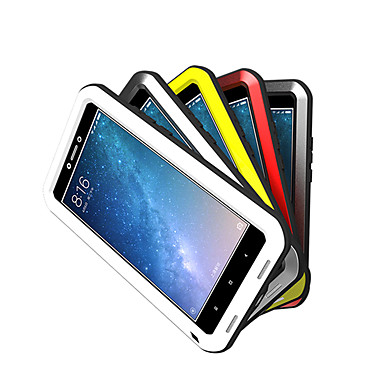 מגן עבור Xiaomi Mi Max 2 מוגן מים / עפר / הלם כיסוי מלא אחיד קשיח מתכת ל Xiaomi Mi Max 2