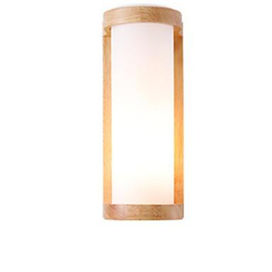 Imperméable éclairage Pour Salle De Bain Intérieur Bois Bambou
