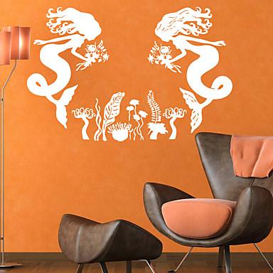 Tatuajes de pared calcoman as decorativas de pared for Calcomanias para paredes decorativas