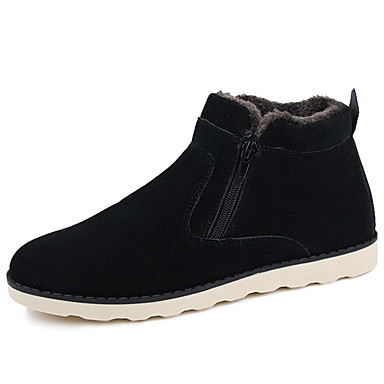 Men's Shoes Synthetic Fall Winter Combat Boots Cowboy / Western Boots Roller Skate Shoes Comfort Boots 4