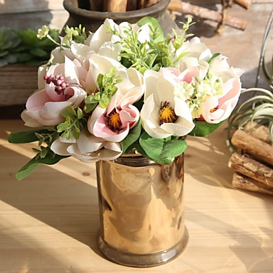 Sztuczne Kwiaty 6 Gałąź Ślub / Styl pasterski Orchidea Bukiety na stół