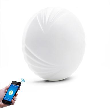 JIAWEN Podtynkowy Downlight Plastik Ochrona oczu, Kontrola WIFI AC110-240V Ciepła biel / Chłodna biel Źródło światła LED w zestawie / LED zintegrowany