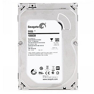 Seagate Dysk twardy do laptopa / notebooka 1 TB SATA 3.0 (6 Gb / s) ST1000VX000