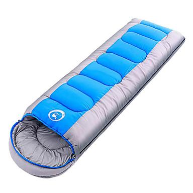Shamocamel® Sovepose Utendørs -10 ~ -15°C Rektangulær Hold Varm Bærbar Ultra Lett (UL) Regn-sikker Sammenleggbar Tykk Forseglet til