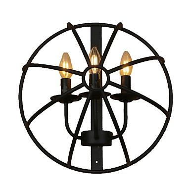 מגן עין מסורתי / קלסי מנורות קיר חדר אוכל מתכת אור קיר 220V 40 W / E27