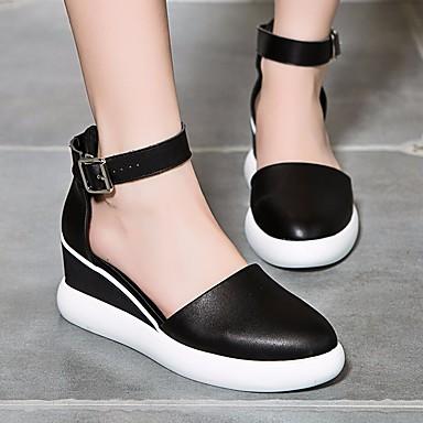 Femme Talon Noir Plat Printemps Rose Ballerines Cuir Blanc Automne Confort 06641809 Chaussures rY1Bqwr