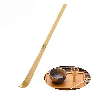 Drewniany Kreatywny gadżet kuchenny 1szt Kawa i herbata