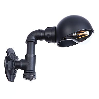Styl MIni DOPROWADZIŁO / Retro / Vintage Lampy ścienne Salon / Gabinet / Pokój do nauki / Sklepy / Kawiarnie Metal Światło ścienne 110-120V / 220-240V 4 W / E26 / E27
