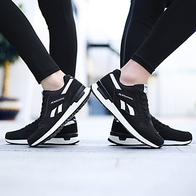 Gris Plat Noir Bout Printemps Automne Chaussures 06640695 Talon Beige Basket rond Tulle Confort Femme 7CTw0vq