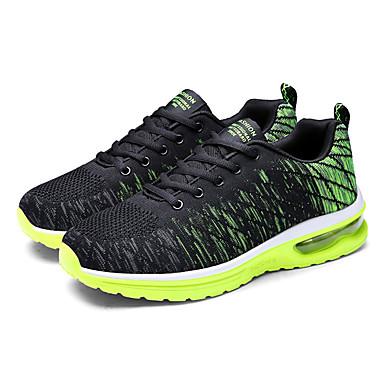 Automne Pied Printemps d'Athlétisme à Rouge rond Tissu Chaussures Tulle Bas Chaussures Confort Noir Femme Gris 06647835 Talon Course Bout twxqIv0n