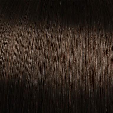 abordables Perruques Naturelles Dentelle-Perruque Cheveux Naturel Rémy Cheveux humains Naturels Non Traités Lace Frontale Cheveux Malaisiens Droit Noir Bob Coupe Carré Partie médiane 130% avec des cheveux de bébé Ligne de Cheveux Naturelle
