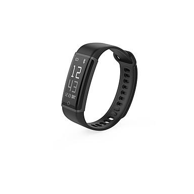 Lenovo HX03W Wielofunkcyjny Bluetooth Mądry / Przewodowy z timerem / Deszcz Czujnik pracy serca Niebieski / Czarny / Czasomierz / Budzik / OLED