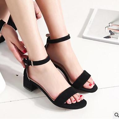 Bottier Chaussures Femme Rouge 06669478 Confort Talon Cuir Sandales Eté Noir wPOqYwT