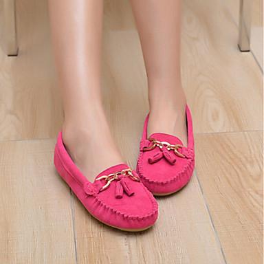 Almendra Confort Marrón Azul Zapatos Tacón Cuero Bailarinas Plano verano Mujer 06682720 Primavera IvUxqF