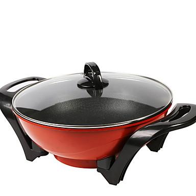 Naczynia Metal / aluminiowa Zaokrąglanie Naczynia do gotowania 1pcs